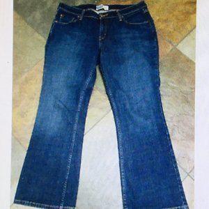Levi's Signature 14S x 28 Jeans Dark Stretch Boot